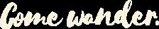 ComeWander.ca-logo-cream