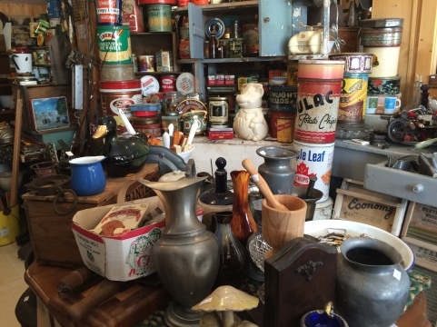 Foxfire Gallery, Gifts and Antiques